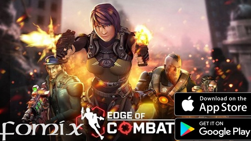 Edge of Combat - первый взгляд, обзор (Android Ios)