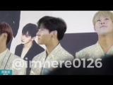 VK180709 MONSTA X fancam (I.M focus) @ Press conference THE 2nd WORLD TOUR 'THE CONNECT' in Hong Kong