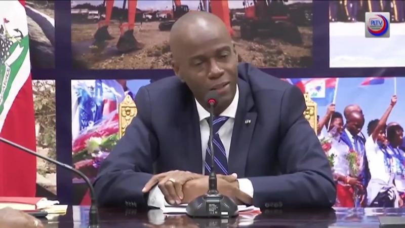 Presidente haitiano recibe a becarios que cursarán estudios en Cuba