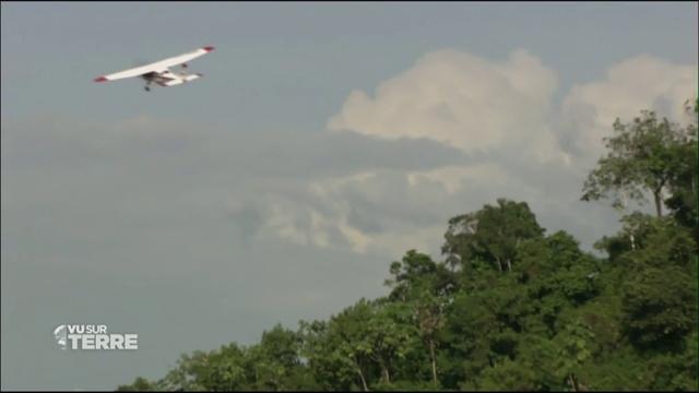 Vu sur Terre - Suriname - Documentaire France 5 - 01.08.2016