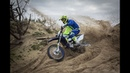 Мотокросс Обучение езде на песке Повороты Прыжки и старт
