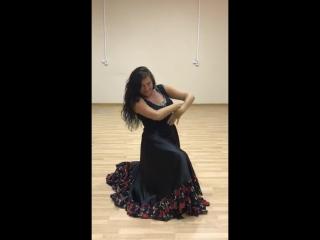 Цыганский танец для конкурса ШТ239