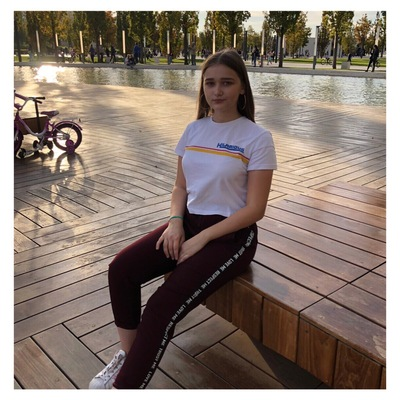 Таня Милявская
