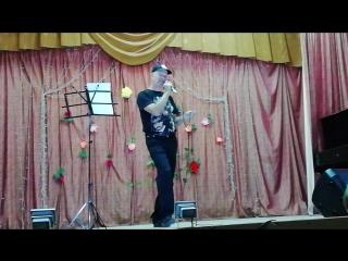 Концерт Александра Пономарева в санатории ВЦСПС , - Шизгаре