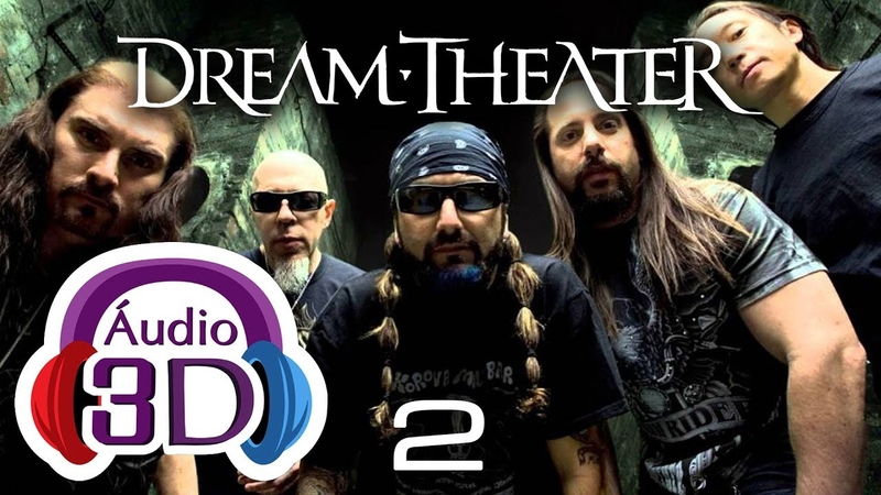 Dream Theater - Metropolis Pt.2 Scenes from a Memory - (Pt.2) - 3D AUDIO