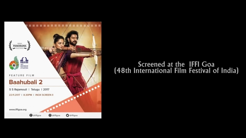 Годовщине выхода фильма Бахубали на экраны