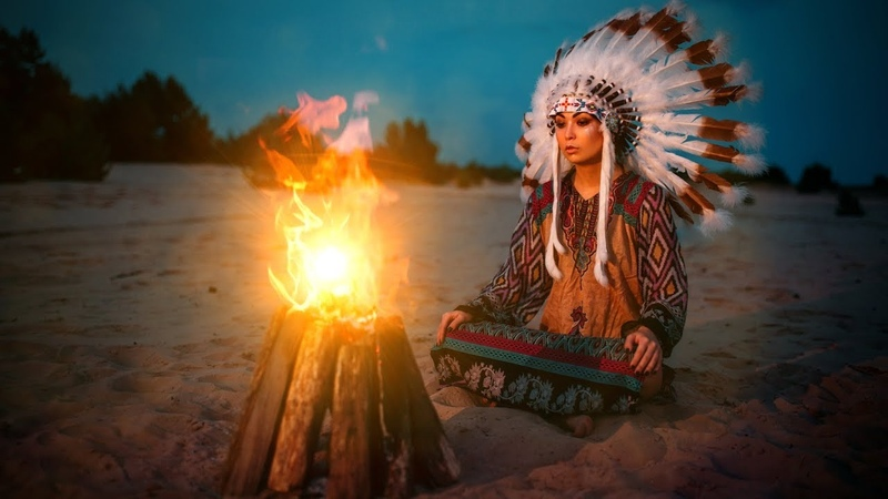 Native American Flutes: Beautiful Relaxing Music, Meditation Music, Flute Music ★133