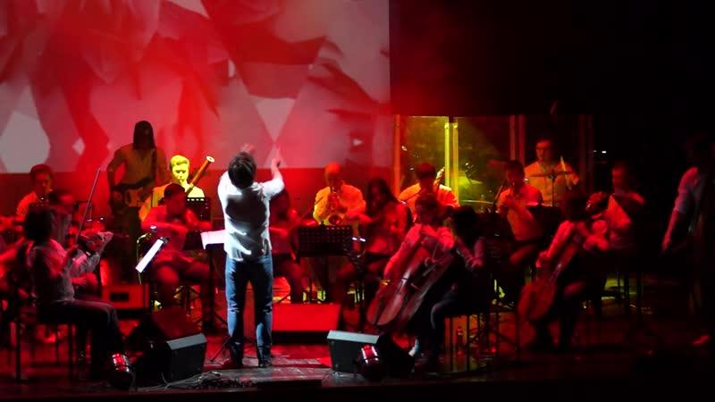 RockestraLive v.4.0 - System of a Dawn-A.T.W.A.Evanescence-My Immortal(Липецк ОЦКНТ 16.02.19)