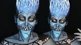 Hades Inspired Makeup Tutorial from Disney's Hercules