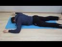 Комплекс упражнений при болях в плечах и пояснице часть 2