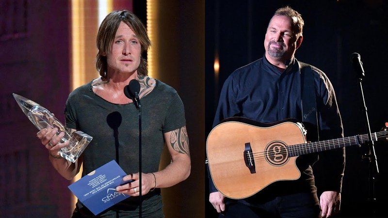 CMAs 2018: Keith Urban and Garth Brooks Brought to Tears, Find Out Why!
