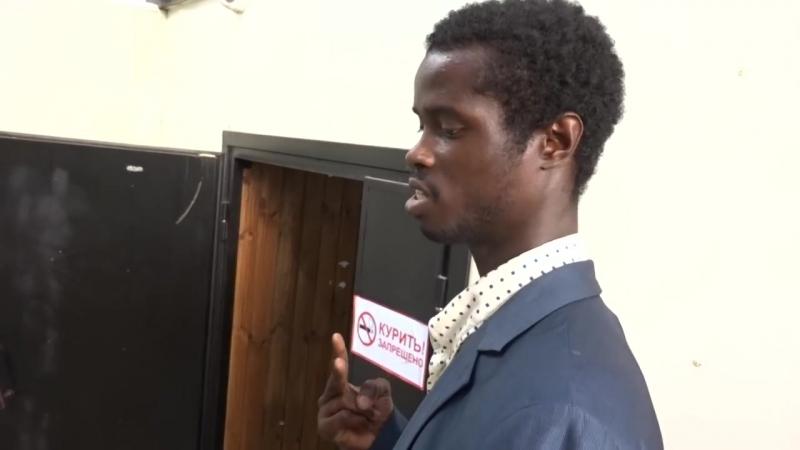 В Чебоксарах выходец из Африки обвинил МВД в расизме