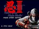 Shinobi III Return of the Ninja Master Часть №2