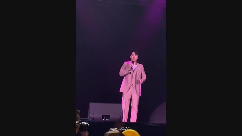 (12.01.19) Концерт Сынни «The Seungri Show» в рамках его тура «The Great Seungri» в Гонконге