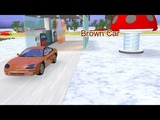 Let's Count up to Ten, Learn Colors with Vehicles Kids City