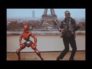 танцы с роботом