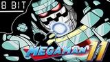 (8 BIT - NES cover) Mega Man 11 - Block Man Stage 2A03 +.nsf