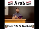 When Abu Jasim is your substitute teacher😝
