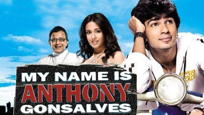 My Name Is Anthony Gonsalves 2008 Full Hindi Movie Amrita Rao Mithun Chakraborty Nikhil Dwivedi