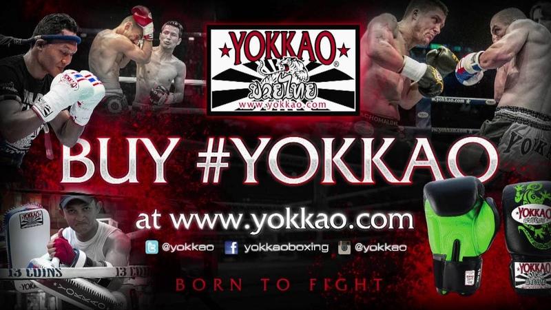 YOKKAO 17 Manachai YOKKAOSaenchaiGym vs Luke Turner - Muay Thai Full Rules -65kg