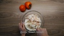 Завтрак Сырники с хурмой