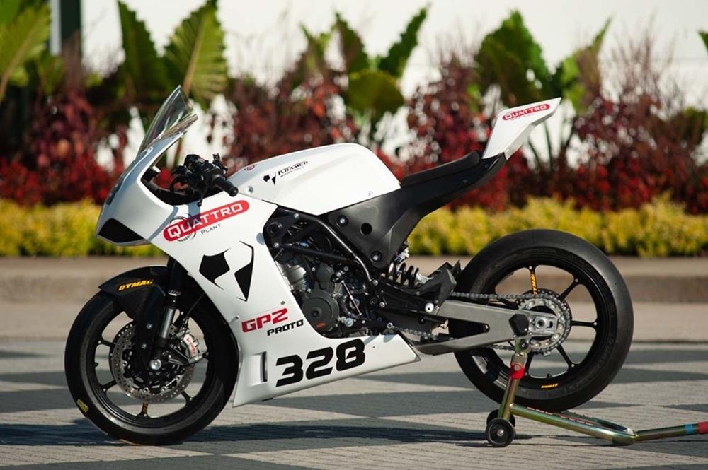 Прототип Kramer GP2