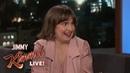 Lena Dunham on Jennifer Garner, Being Lazy & Snacks