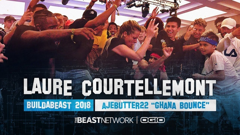 Ajebutter22 GHANA BOUNCE | Laure Courtellemont Choreography