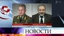 С.Шойгу заявил, что вина за сбитый российский самолет и гибель экипажа лежит на израильской стороне.