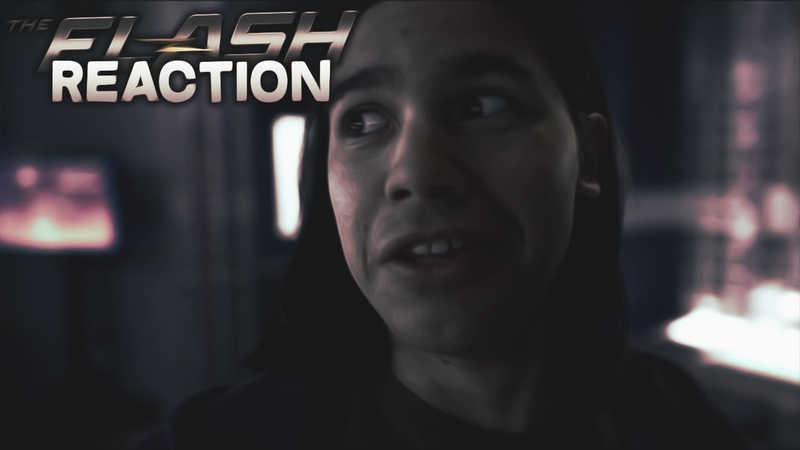 Reaction | 20 серия сериала The Flash/Флэш