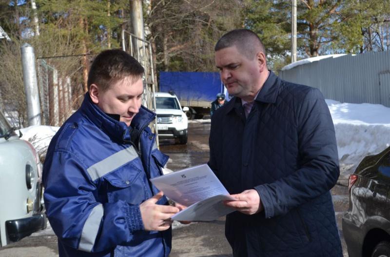 Поисково-спасательному отряду города Кирово-Чепецка – 10 лет