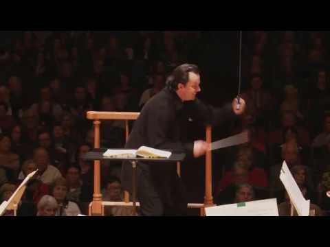 Maestro Nelsons conducts the BSO at Symphony Hall