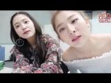 180808 Red Velvet @ Eye Contact Ep. 1 [рус. саб]