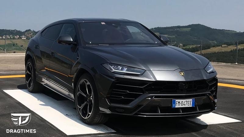 DT Test Drive — Lamborghini Urus. Новый король SUV