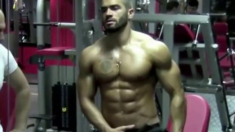 Lazar Angelov-Bodybuilding moativation Video Full HD (2018)