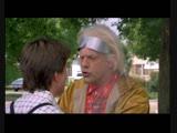 Назад в Будущее - 2 (1989) Версия для дубляжа (частичное звуковое сопровождение)