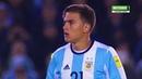 Paulo Dybala vs Venezuela Home 06/09/2017 HD