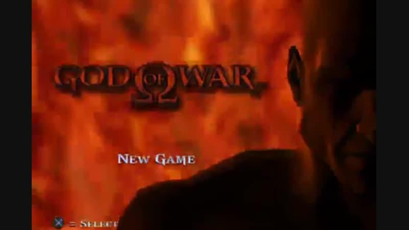 Обзор самой парашной игры на свете God of War на playstation 2.Рэп - говно,пк - параша.Лишь Абдуль спасенье наше!