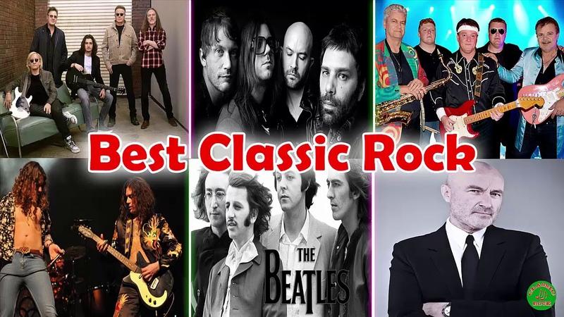 The Eagles,The Beatles,Led Zeppelin,Phil Collins,Dire Straits - Best Classic Rock