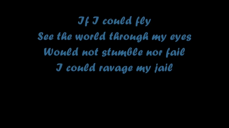 Helloween - If I could fly [Lyrics][HD]