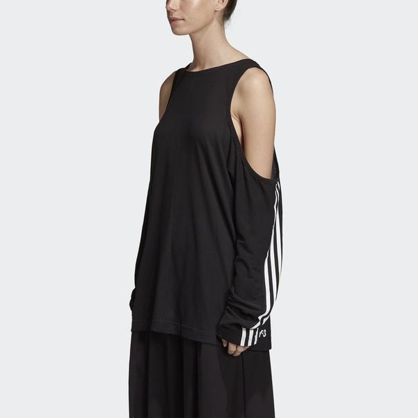 Платье-футболка Y-3 Crepe Yohji