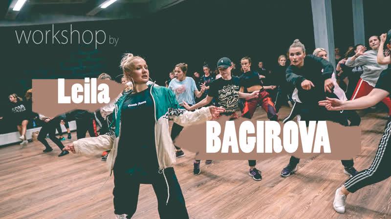 Workshop by LEILA BAGIROVA