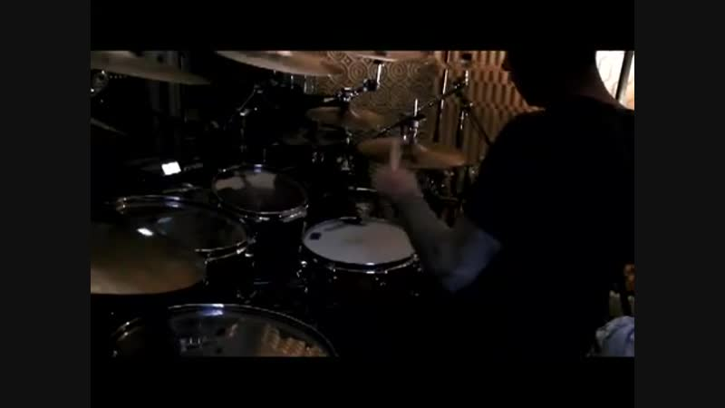 Excrecor Drum Recording