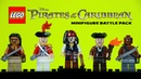 LEGO® Pirates of the Caribbean™ Battle Pack 853219 Minifigures