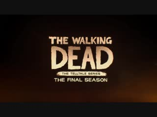 "the Walking Dead Final Season ""Broken Toys"" тизер даты релиза"