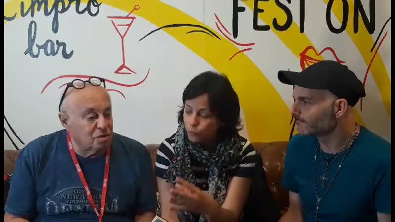 Папа мама я и Сталин Интервью Ольги Фернандес и Марка Розовского