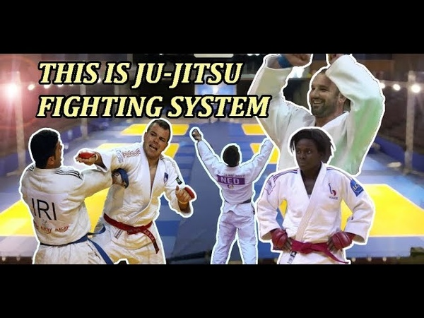 This is Ju-Jitsu Fighting system| джиу-джитсу| Jiu Jitsu | Jujutsu | Jujitsu |