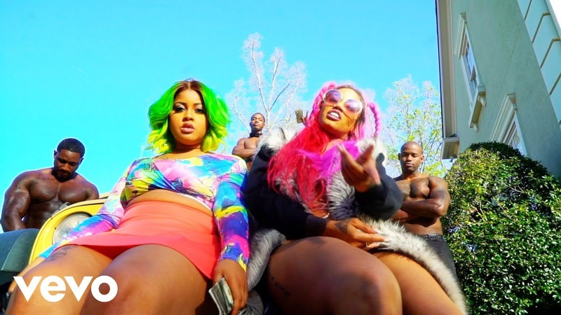 Jhonni Blaze Ft Ghetto Barbie Want The Money Directed By @supa dupa