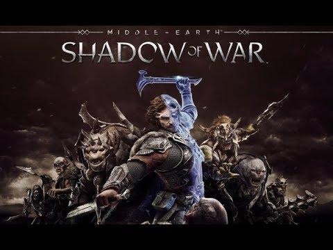Прохождение Middle earth Shadow of War Часть 3 Нож во тьме