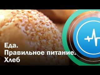Еда. Правильное питание. Хлеб | Телеканал «Доктор»